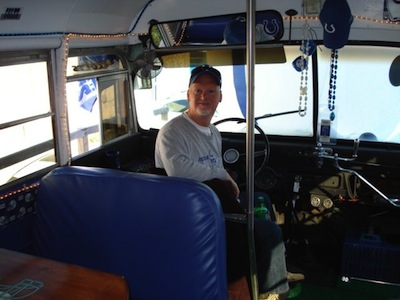 Driving the bus