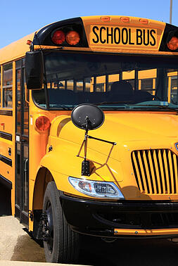 School Bus Tracking with Here Comes the Bus